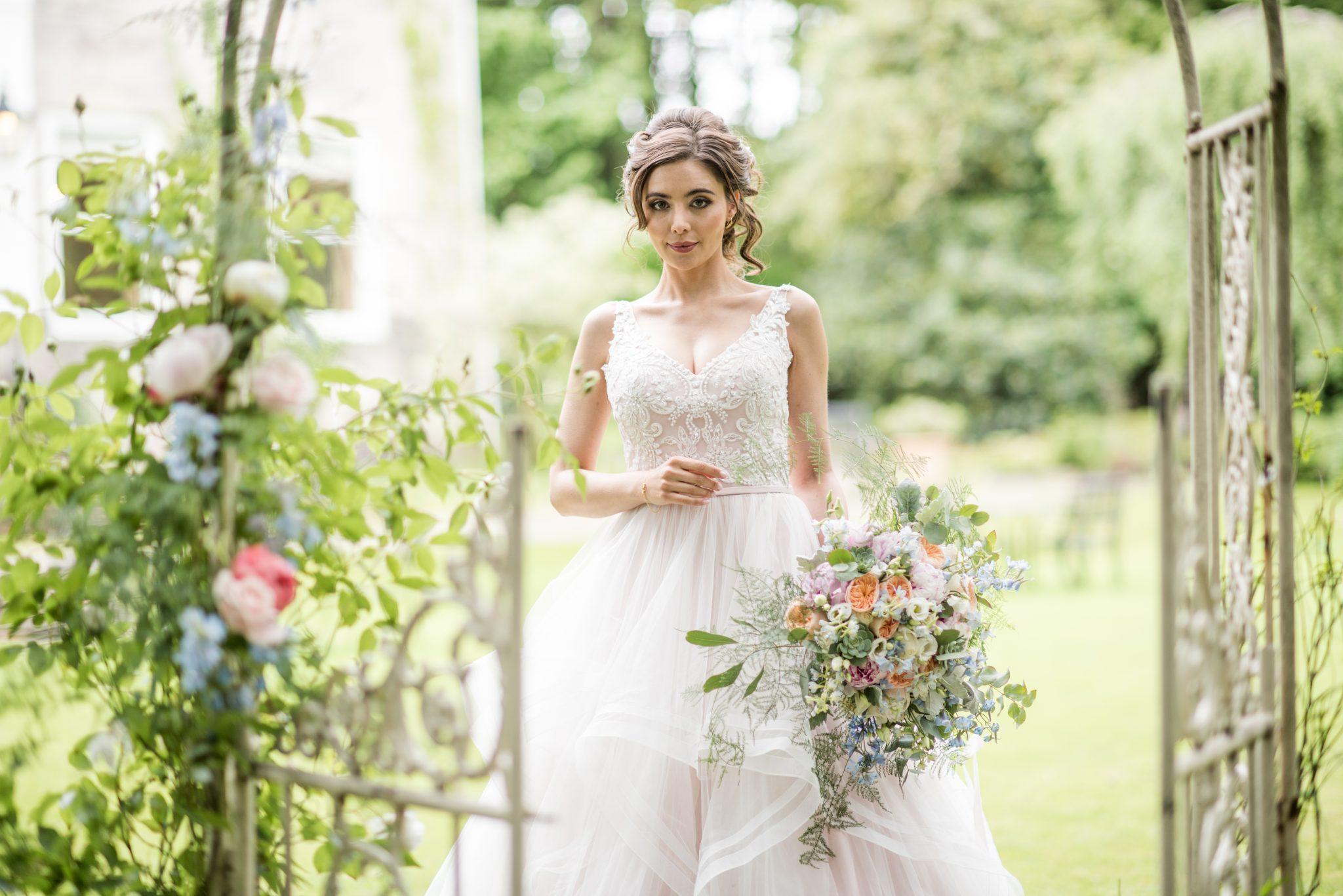The Old Deanery: A Romantic English Garden Wedding