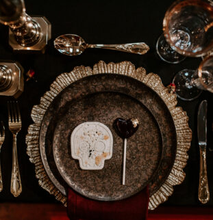 Styled Shoot: All Hallow's Dream by Our Story Begins