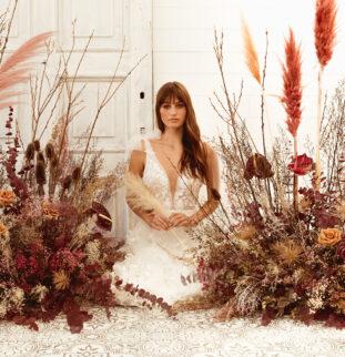 Label Love: White April at Chloë Jane Bridalwear