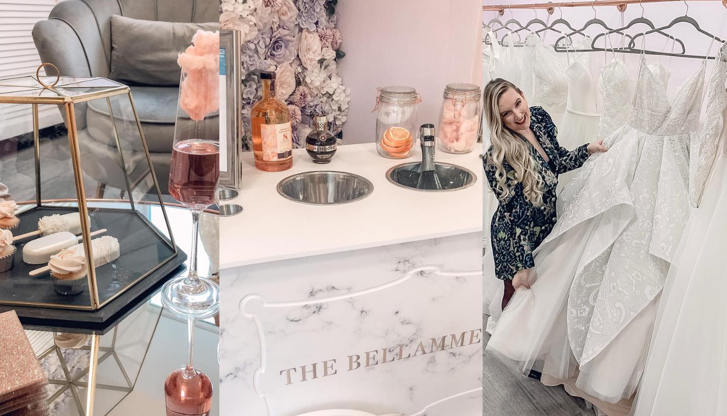 Meet the Guest List: Bellamme Bridal