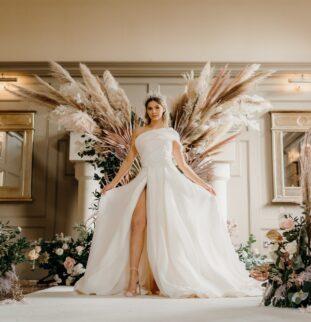 Belle Bridal Digital: A Modern Fairytale at Ellingham Hall
