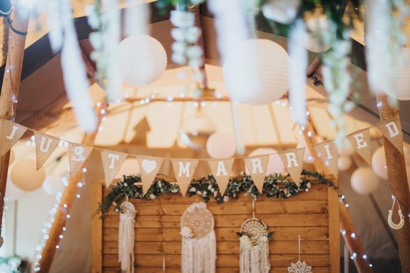 Oaklands Real Wedding Joel April