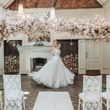 Champagne and Chandeliers: A Fashion Forward Showcase at Blackwell Grange Hotel