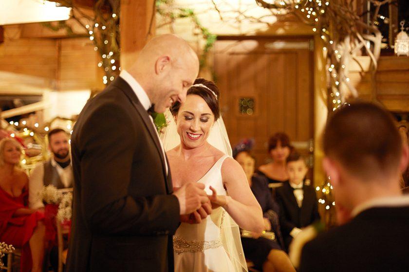 Alnwick Treehouse Real Wedding Dawn Steven