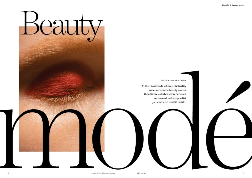 Beauty Mode first Pages