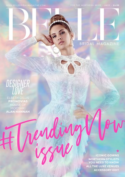 Belle Bridal Cover, Image by Specular