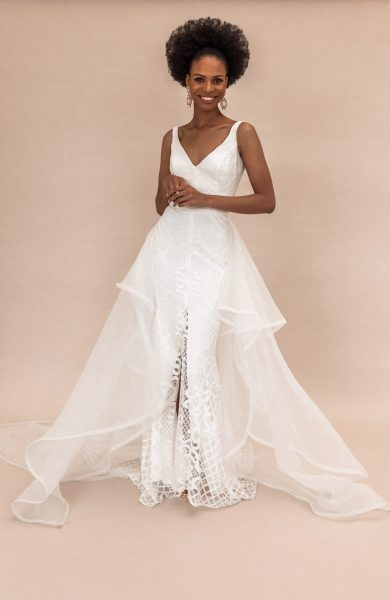 Bobby Gown, from Karen Willis Holmes, Wild Hearts Colleciton