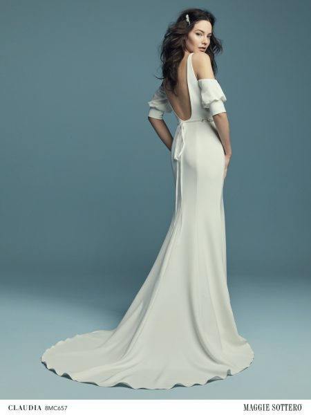 Bridal Fashion At The Sunderland Wedding Fair