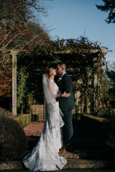 Matfen Hall Real Wedding Natalie and Adam