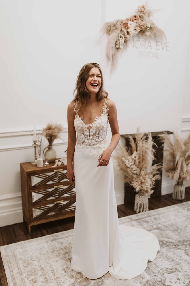 Nora Eve Bridal Boutique Chesterfield Derbyshire (35)