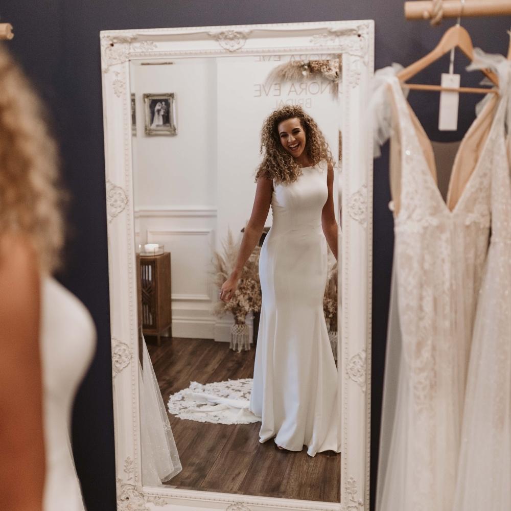 Nora Eve Bridal Boutique Chesterfield Derbyshire (40)