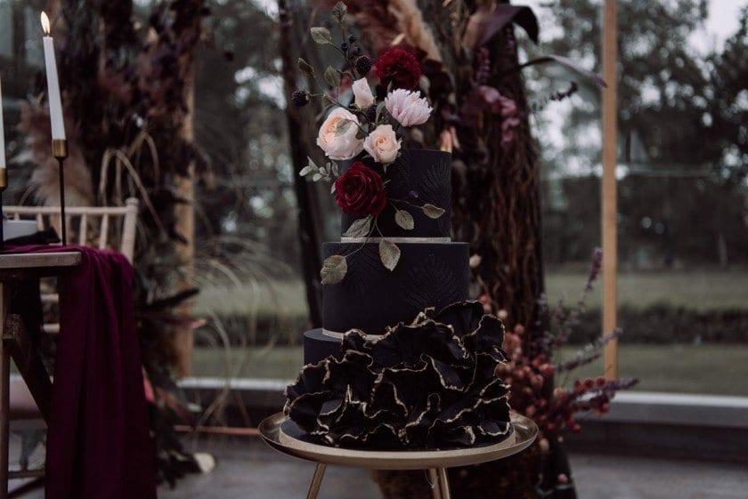 Gabriella Grace Elliot Cake, Photographed by Emma Ryan Photograpy