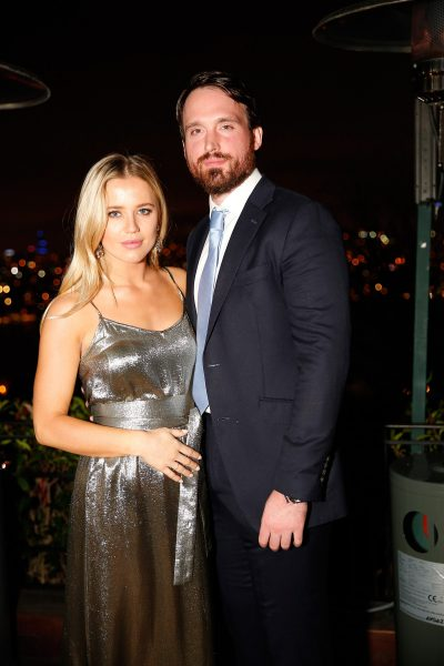 Tabitha Willets and her Fiancé Fraser