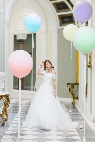 Gown by Alan Hannah, Image by Emily Hannah Photography
