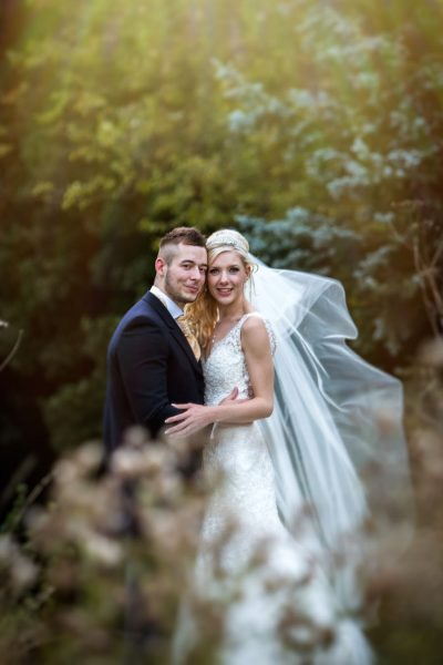 Fairytale Wedding At Wynyard Hall